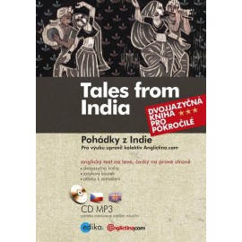 Tales from India / Pohádky z Indie + MP3 Audio CD