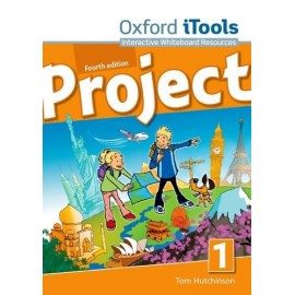 Project 1 Fourth Edition iTools DVD-ROM