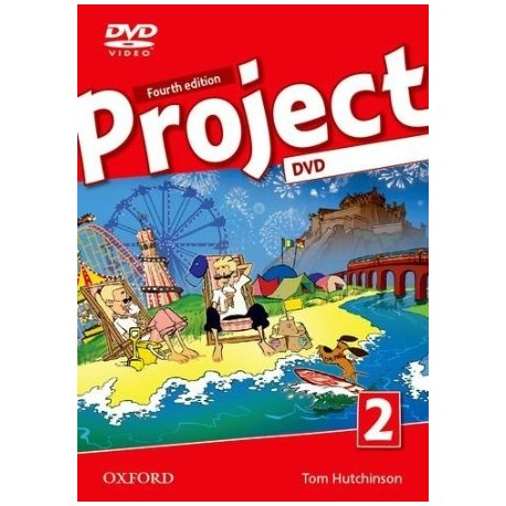 Project 2 Fourth Edition DVD