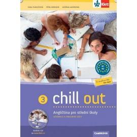 Chill Out 3 učebnice + pracovní sešit + MP3 ke stažení