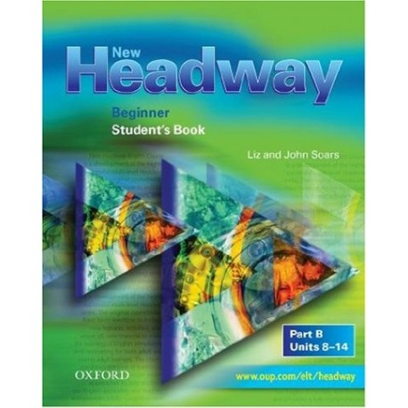 New Headway Beginner Student's Book B Oxford University Press 9780194372497