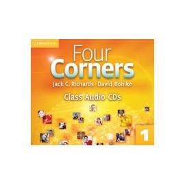 Four Corners 1 Class CDs
