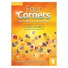 Four Corners 1 Classware DVD-ROM