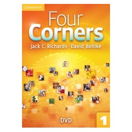 Four Corners 1 DVD