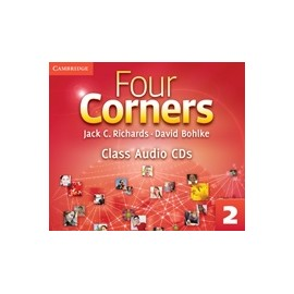 Four Corners 2 Class CDs