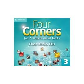 Four Corners 3 Class CDs