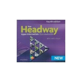 New Headway Upper-Intermediate Fourth Edition Class Audio CDs