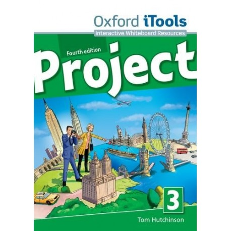 Project 3 Fourth Edition iTools DVD-ROM Oxford University Press 9780194765800