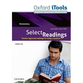 Select Readings Second Edition Elementary iTools DVD-ROM