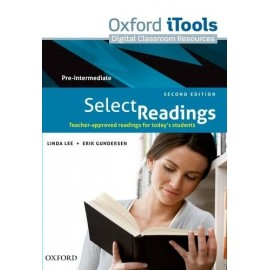 Select Readings Second Edition Pre-Intermediate iTools DVD-ROM