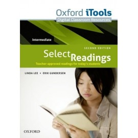 Select Readings Second Edition Intermediate iTools DVD-ROM
