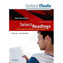 Select Readings Second Edition Upper-Intermediate iTools DVD-ROM
