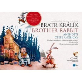 Brother Rabbit / Bratr Králík + MP3 CD