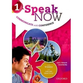 Speak Now 1 Student's Book + Online Practice