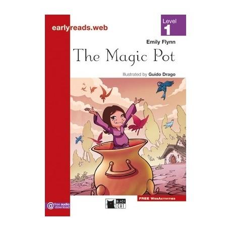 Tha Magic Pot (Level 1) Black Cat 9788853014108