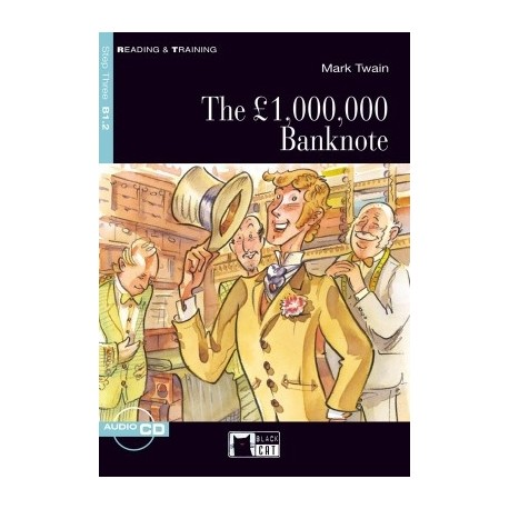 The £1,000,000 Banknote + CD Black Cat - CIDEB 9788853008497