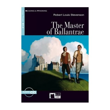 The Master of Ballantrae + CD Black Cat - CIDEB 9788853010193
