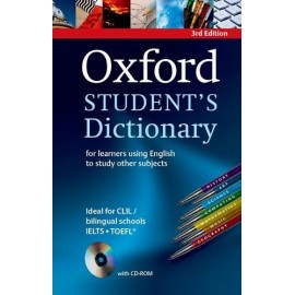 Oxford Student's Dictionary Third Edition + CD-ROM