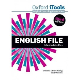 English File Third Edition Intermediate Plus iTools DVD-ROM