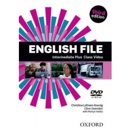 English File Third Edition Intermediate Plus Class DVD