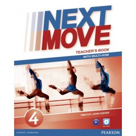 Next Move 4 Workbook + MP3 Audio CD