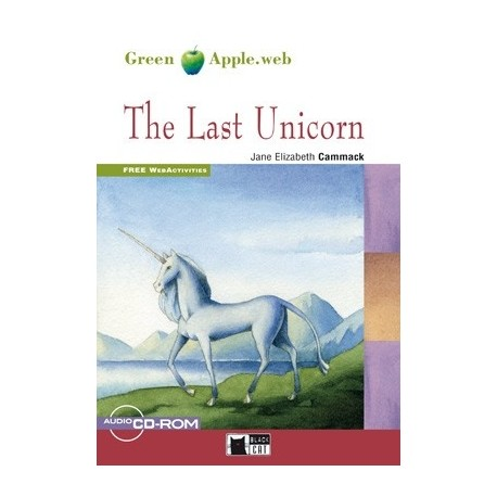 The Last Unicorn + CD/CD-ROM Black Cat - CIDEB 9788853010933