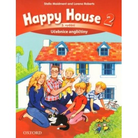Happy House 2 Third Edition Class Book Czech Edition
