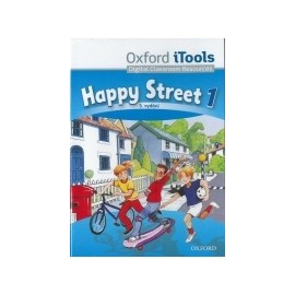 Happy Street 1 Third Edition iTools DVD-ROM