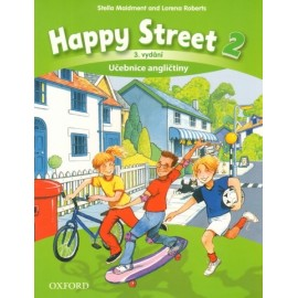 Happy Street 2 Third Edition Class Book Czech Edition