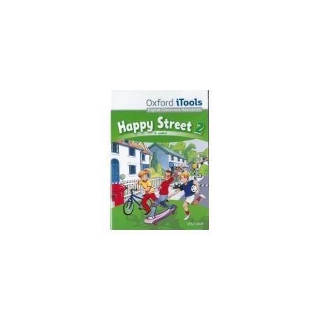 Happy Street 2 Third Edition iTools DVD-ROM Oxford University Press 9780194730495