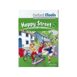 Happy Street 2 Third Edition iTools DVD-ROM