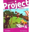 Project 4 Fourth Edition Student's Book Czech Edition