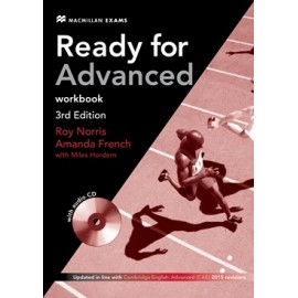 Ready for Advanced Third Edition Workbook without Key + CD