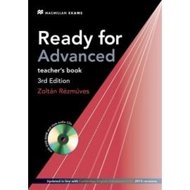 Ready for Advanced Third Edition Teacher's Book Pack