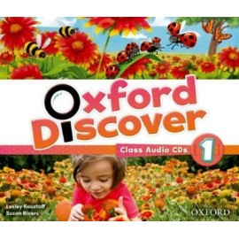 Oxford Discover 1 Class Audio CDs