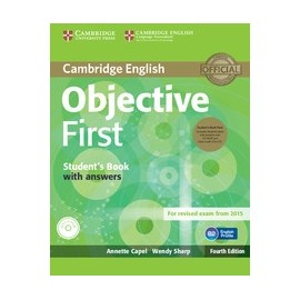 Objective First Fourth Edition (for 2015 Exam) Student's