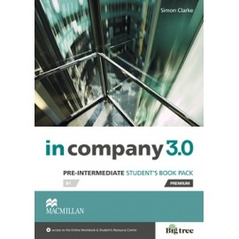 In Company 3.0 Pre-intermediate Student's Book Pack + Online Workbook
