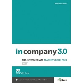 In Company 3.0 Pre-intermediate Teacher's Book Pack + Online Workbook