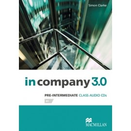 In Company 3.0 Pre-intermediate Class Audio CD