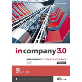 In Company 3.0 Intermediate Student's Book Pack + Online Workbook