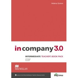 In Company 3.0 Intermediate Teacher's Book Pack + Online Workbook