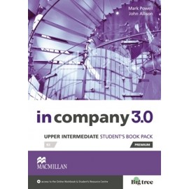 In Company 3.0 Upper-Intermediate Student's Book Pack + Online Workbook