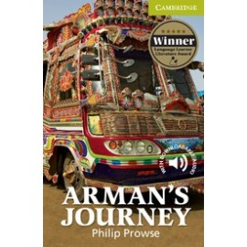 Cambridge Readers: Arman's Journey + Audio download