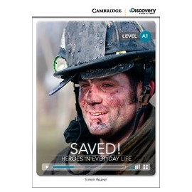 Saved! Heroes in Everyday Life + Online Access