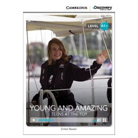 Young and Amazing: Teens at the Top + Online Access