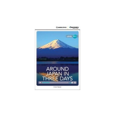 Around Japan in Three Days + Online Access Cambridge University Press 9781107661332