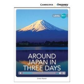 Around Japan in Three Days + Online Access