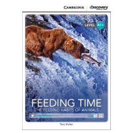 Feeding Time: The Feeding Habits of Animals + Online Access