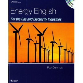 Energy English For the Gas and Electricity Industries Student Book + Audio CD