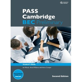 Pass Cambridge BEC Preliminary Second Edition Student's Book